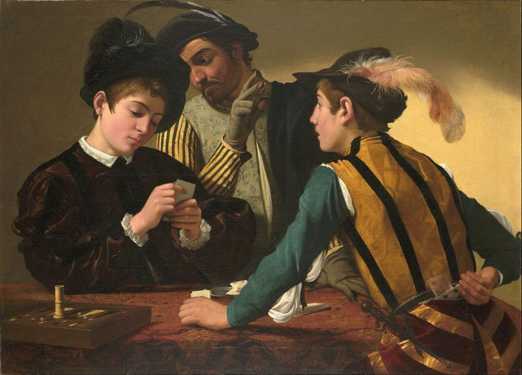1024px-Caravaggio_(Michelangelo_Merisi)_-_The_Cardsharps_-_Google_Art_Project