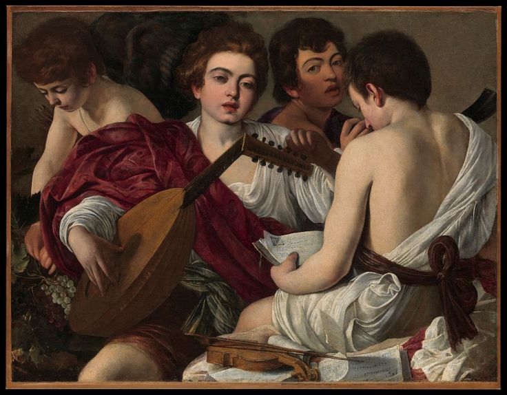 Musicians, Metropolitan Museum Of Art