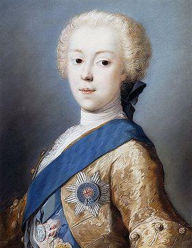 Rosalba Carriera, 'Bust Of Prince Charles Edward Stuart'