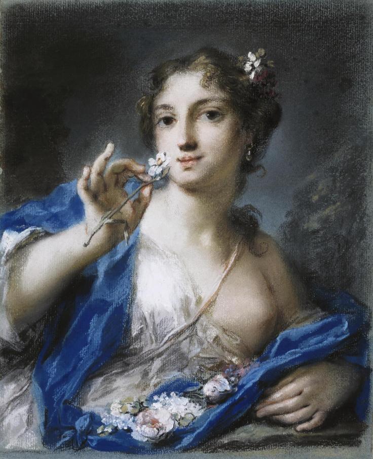 Rosalba Carriera, Spring1, ca 1720, The Hermitage Museum.jpg