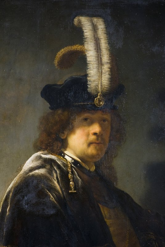 Mystery masterpiece is by Rembrandt
