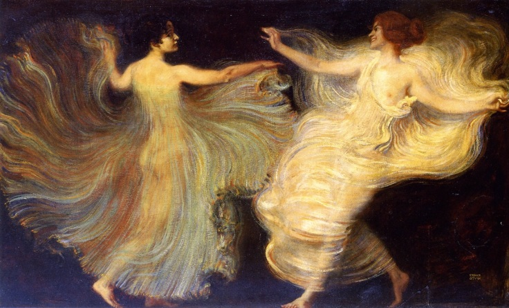 franz-von-stuck-the-dancers-1986-private-collection