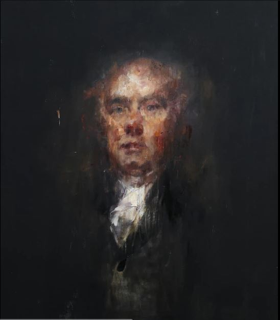 PORTRAIT OF HUGH WILLIAM WILLIAMS, AFTER RAEBURN, 2016