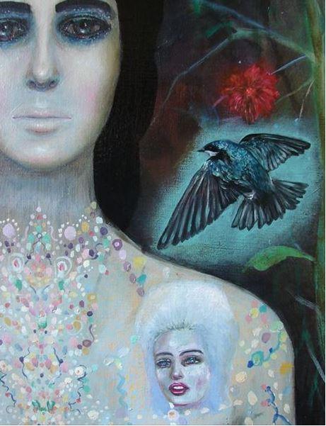Les Jardin Des Voyeurs, Detail, Danielle Luinge