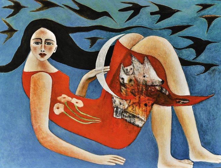 Maria de las Golondrinas by Armando Adrian-Lopez
