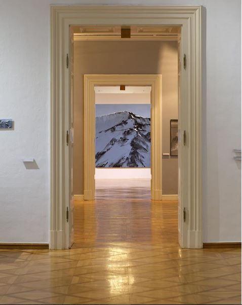 Exhibition ALPS, Museum Redidenzgalerie, Salzburg, Austria, 2011