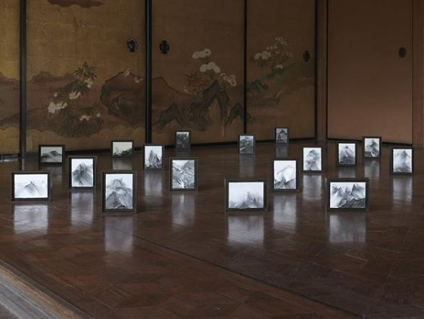 Exhibition BETWEEN HEAVEN AND EARTH, 2014, Kyoto, Japan @gallery_shibunkaku22